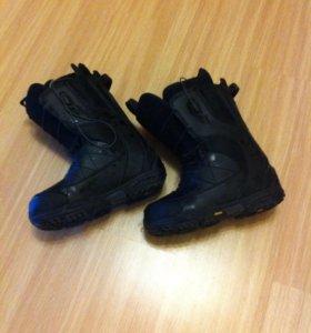 Ботинки сноубордические Burton DriverX