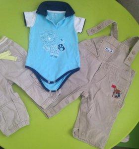 Одежда на мальчика 74