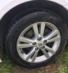 Летняя резина Колеса шины