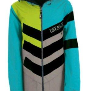 Сноубордическая куртка grenade