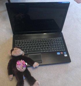 Игровой ноутбук Lenovo G570 Core i5+ 3gb radeon 63