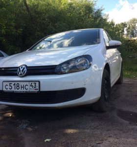 Volkswagen Golf 2011 1.4