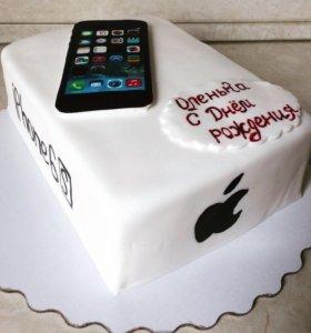 Вкусные тортики на день рождения и юбилей
