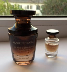 Парфюмерная вода «Чёрная ваниль»