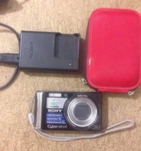 Фотоаппарат Sony DSC-W370