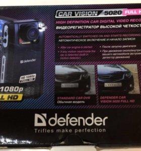 Видеорегистратор Defender Car Vision 5020 Full HD