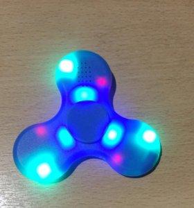 Спиннер Bluetooth
