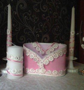 Свадебный набор (свадебные аксессуары)