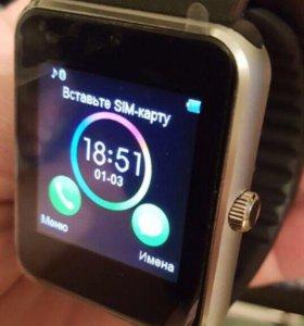 Умные часы GT08 + 🎁 Spinner