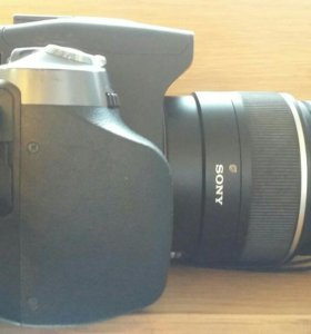 Фотоаппарат Sony Alpha DSLR-A380