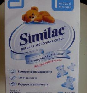 Детская молочная смесь Симилак 0-6 мес