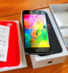 IPhone 6s 64Gb Space Gray отл сост