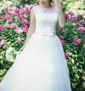 Свадебное платье 46-48-50