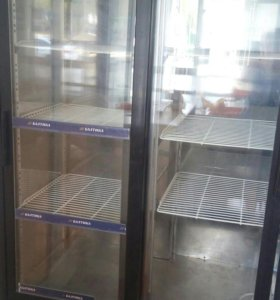 Шкаф холодильный 2створчатый