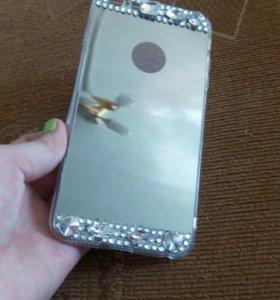 Чехол на iphone 6 s plus Новый!