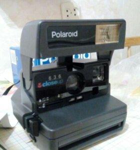 Полароид 636 раритет 90-х
