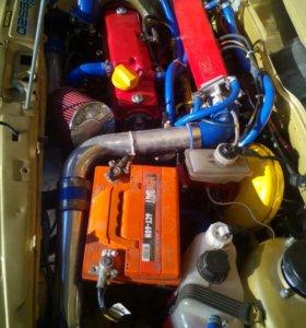 Двигатель ваз 09