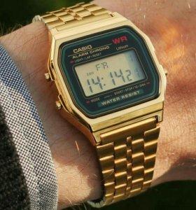 Часы Casio classic retro 90 часы montana