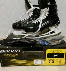 Профессиональные коньки Bauer Supreme 1s