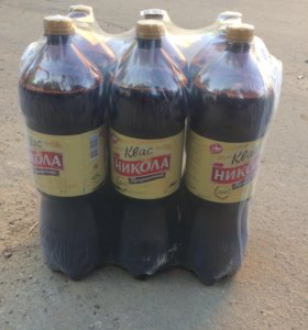 Квас 2-литр