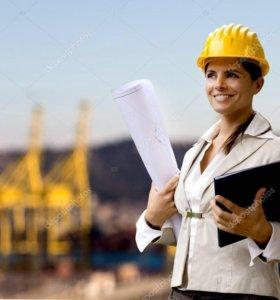 Работа инженер-строитель