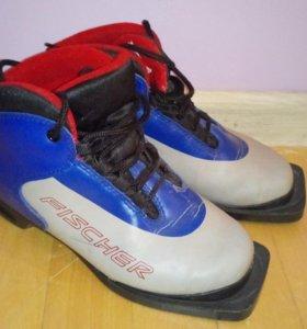 Ботинки лыжные р.36
