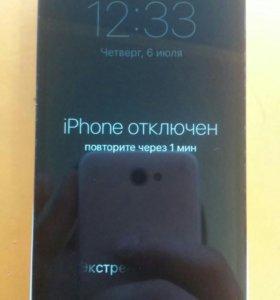Оригинальный дисплейный модуль iphone 5c