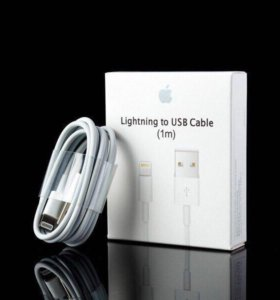USB кабель - Lightning 1M(А)