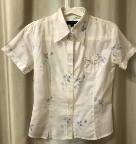 Рубашка Esprit с коротким рукавом
