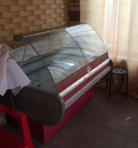 Продам холодильник(витрину)