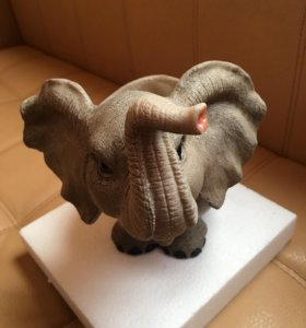 Кашпо-слон