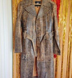 Кожаное пальто Gipsy