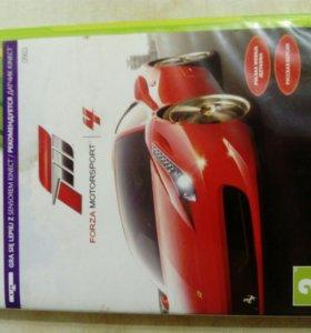 Игра для приставки Xbox 360 forza 4