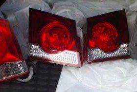 Задние фонари