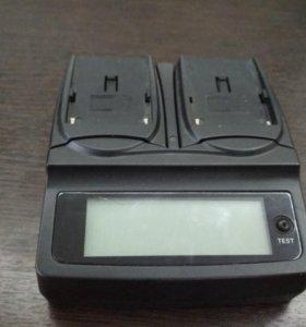 Зарядное устройство для видеокамеры Sony