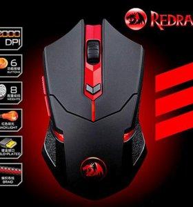 Новая мышь RedDragon Centrophorus