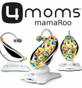 Качели электронные MamaRoo 4moms 2.0