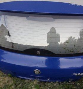 Задняя дверь (багажник) Skoda Fabia 2010-2014 гг.