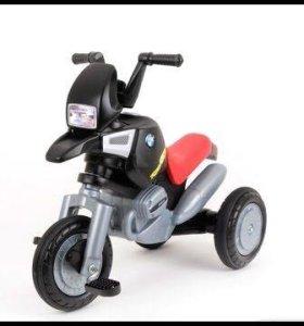 Детский велосипед BMW
