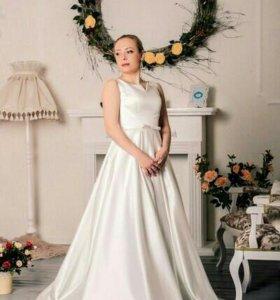 Свадебное платье НОВОЕ С ЦЕННИКОМ