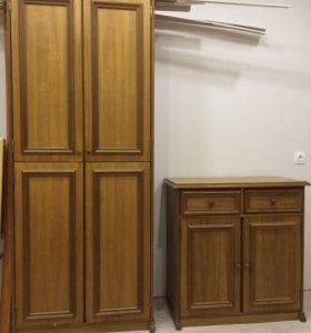 Шкаф и комод для прихожей
