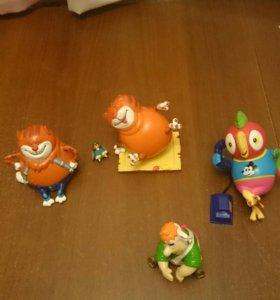 Игрушки из Ростикса