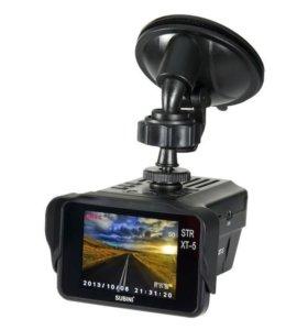 Видеорегистратор 3 в 1 (SUBINI STR XT-5)