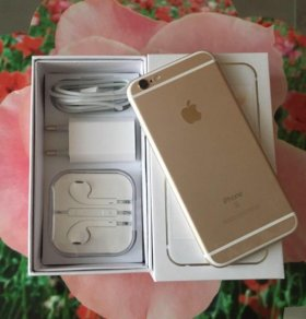 iPhone 6s / gold