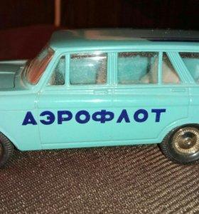 """Машинка коллекционная, модели """"Москвич-427"""""""