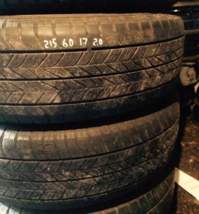 215 60 17 Dunlop 6шт