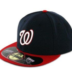 Бейсболка New Era 59Fifty Washington National нова