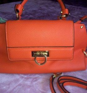 Новая сумка Salvatore Feragamo