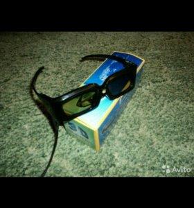 3д конвертер + очки