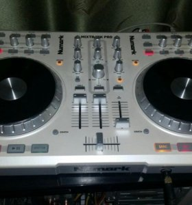 Numar Mixtrack pro White Limited Edition